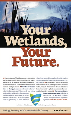 Okanagan Wetlands Regeneration Alliance